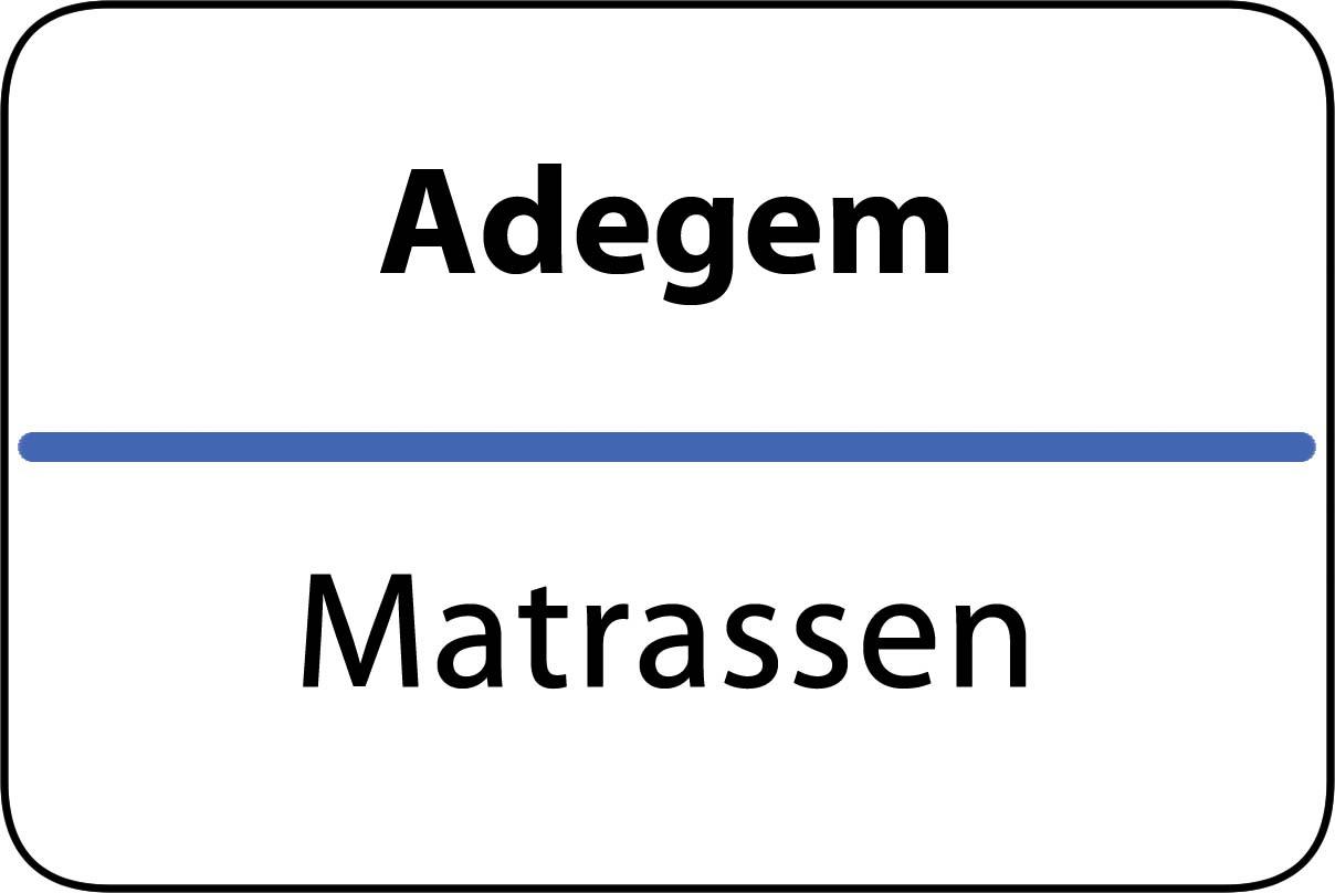 De beste matrassen in Adegem