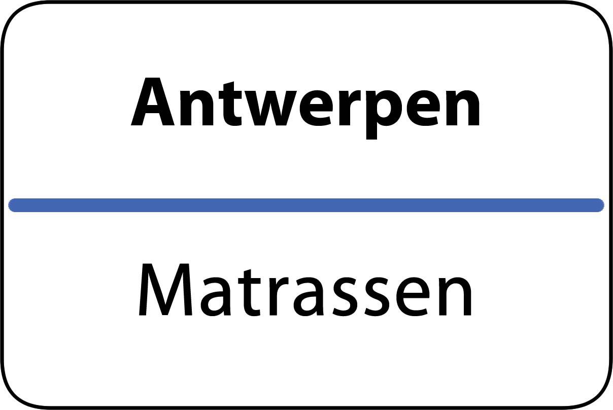 De beste matrassen in Antwerpen