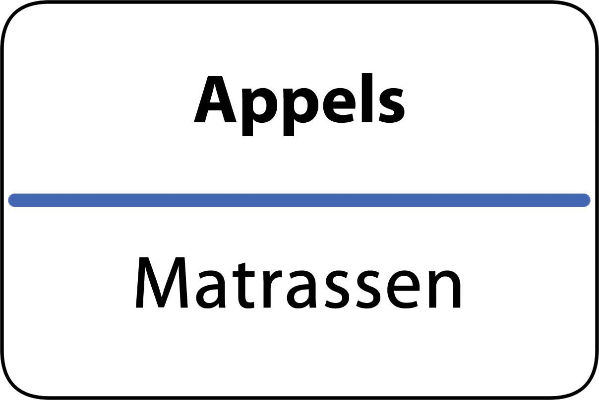 De beste matrassen in Appels