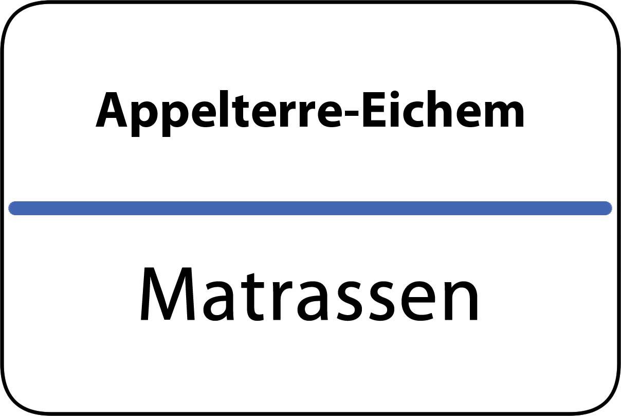 De beste matrassen in Appelterre-Eichem