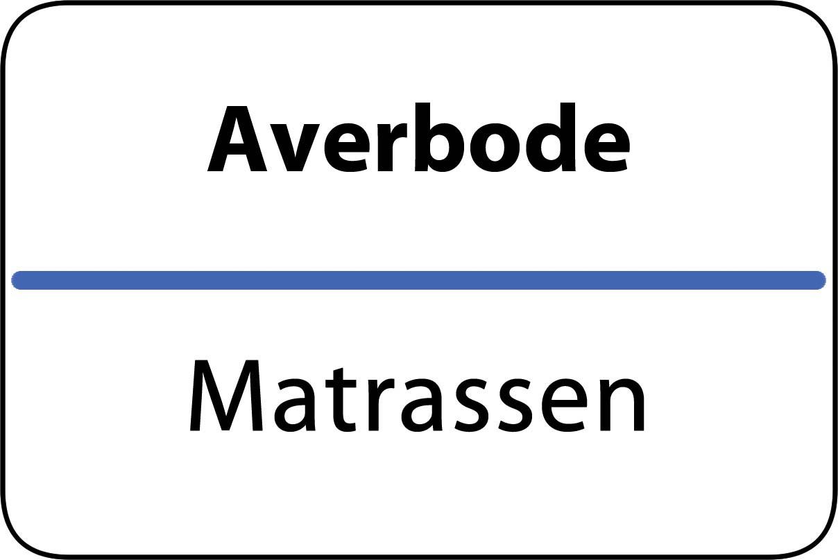 De beste matrassen in Averbode