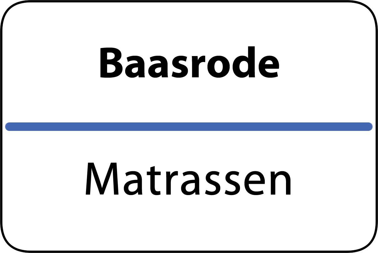 De beste matrassen in Baasrode