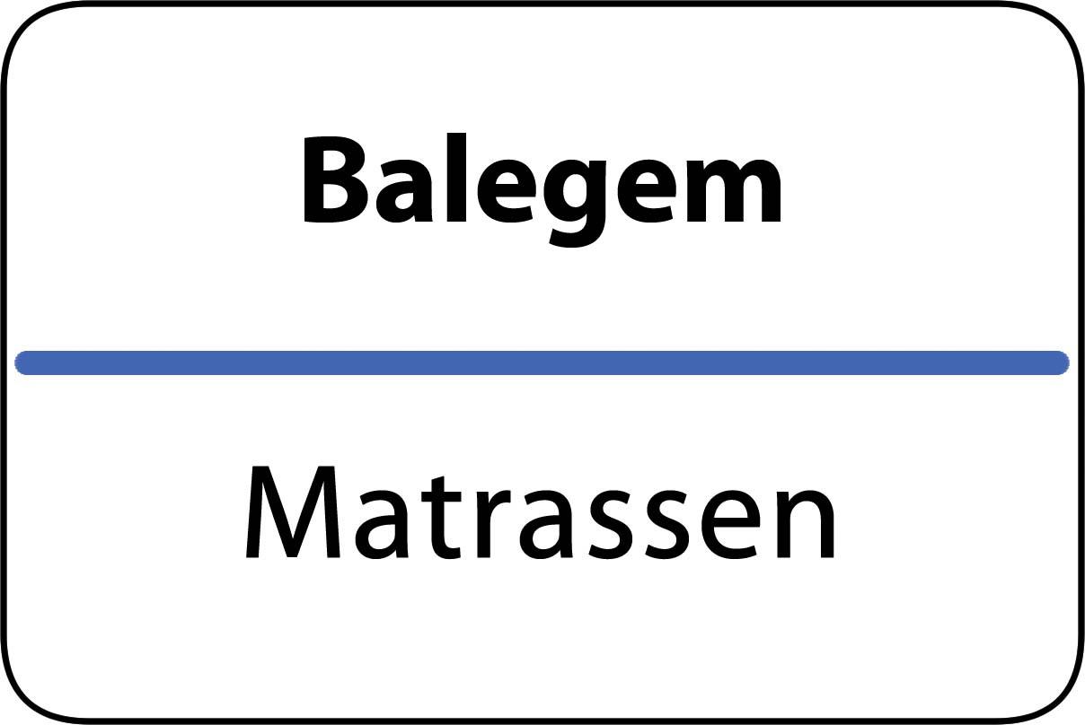 De beste matrassen in Balegem