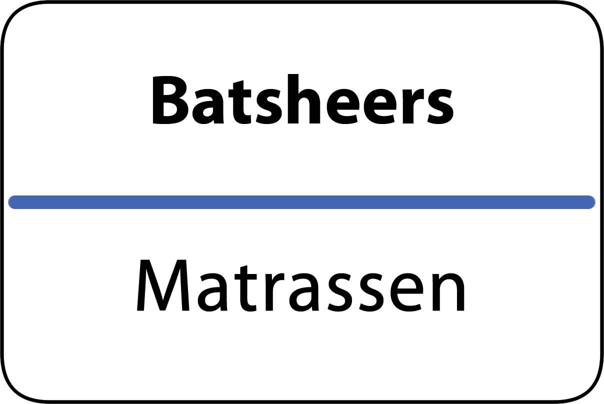 De beste matrassen in Batsheers