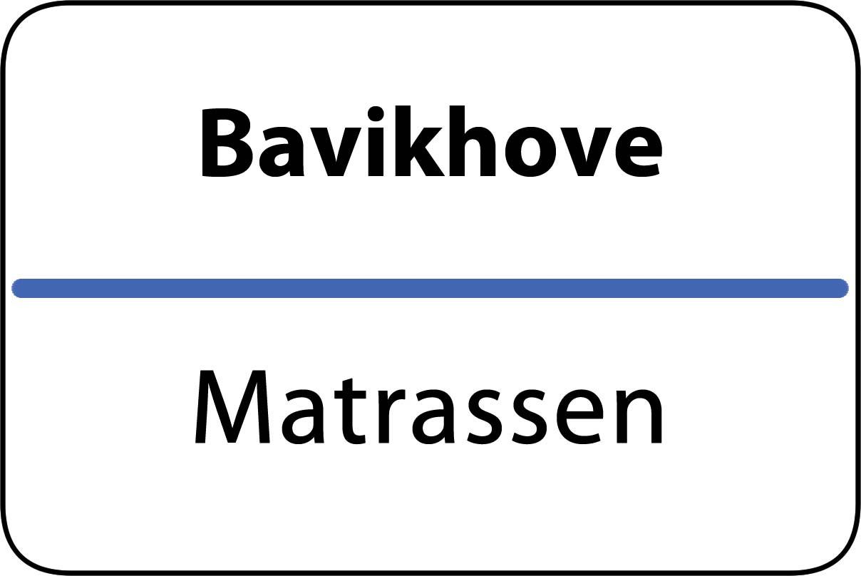 De beste matrassen in Bavikhove