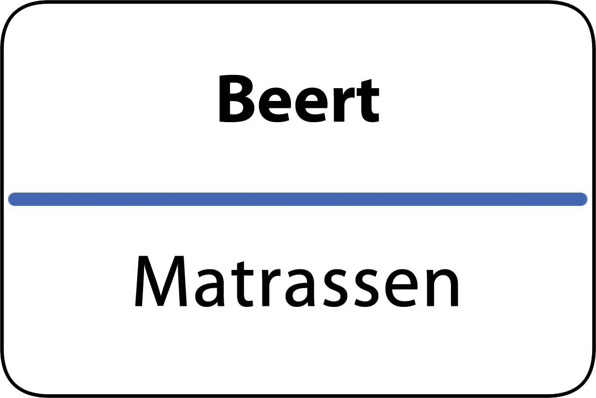 De beste matrassen in Beert