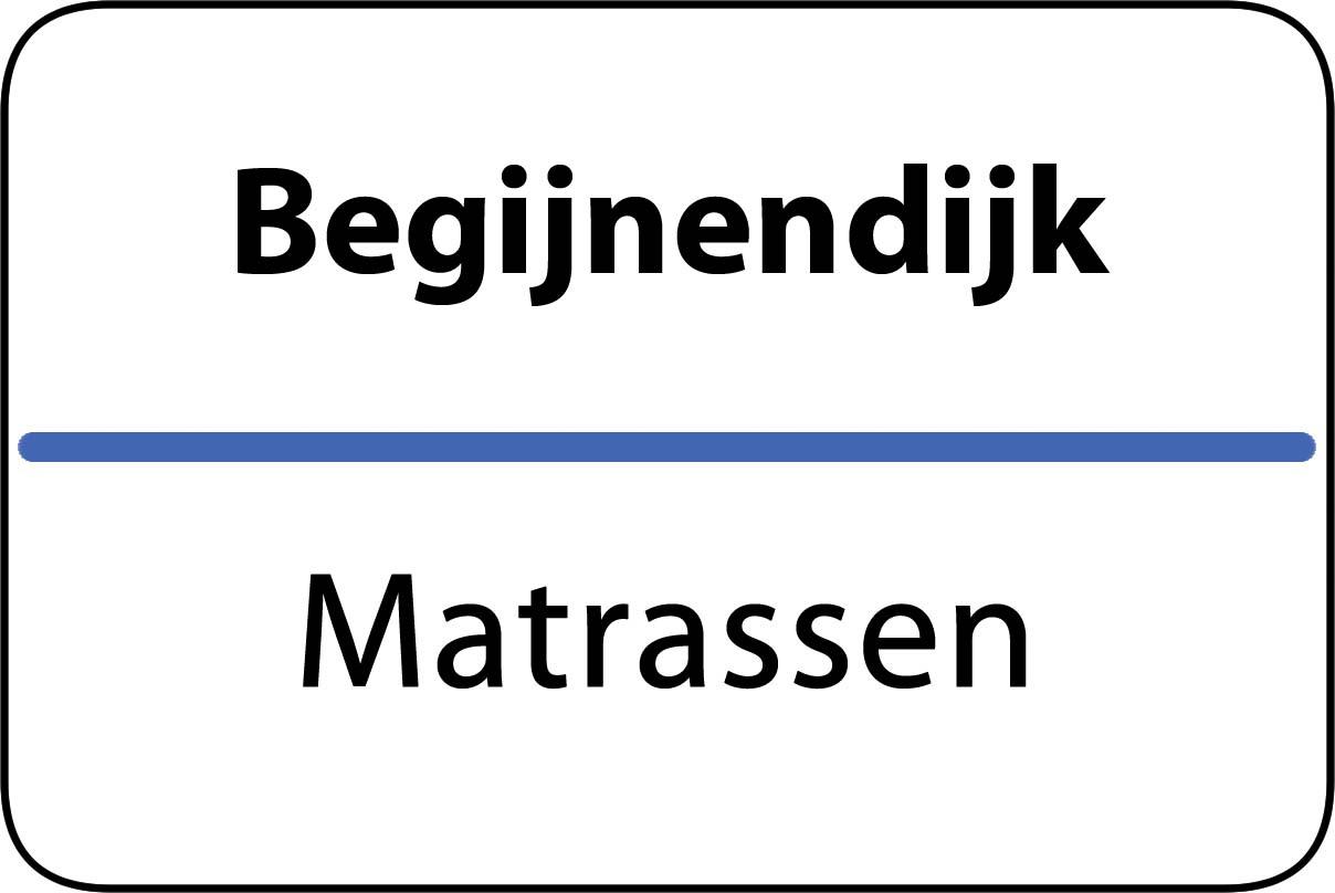 De beste matrassen in Begijnendijk