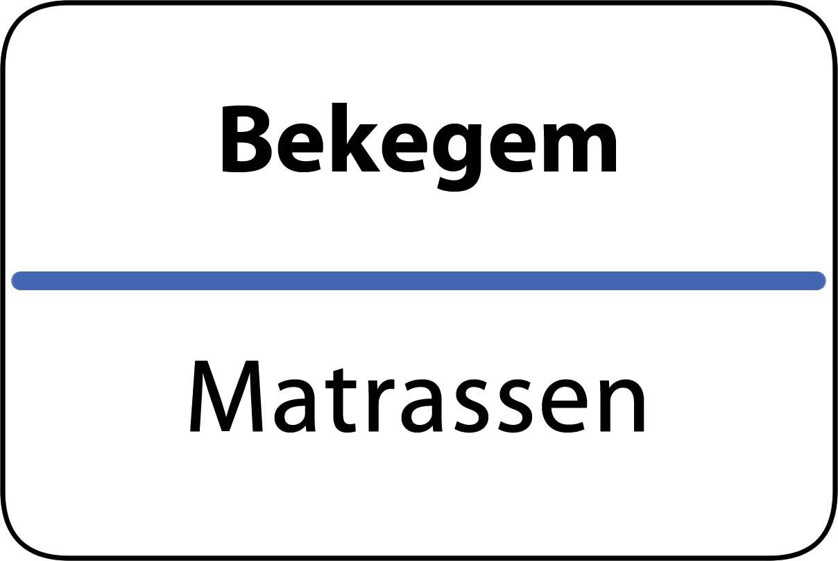 De beste matrassen in Bekegem