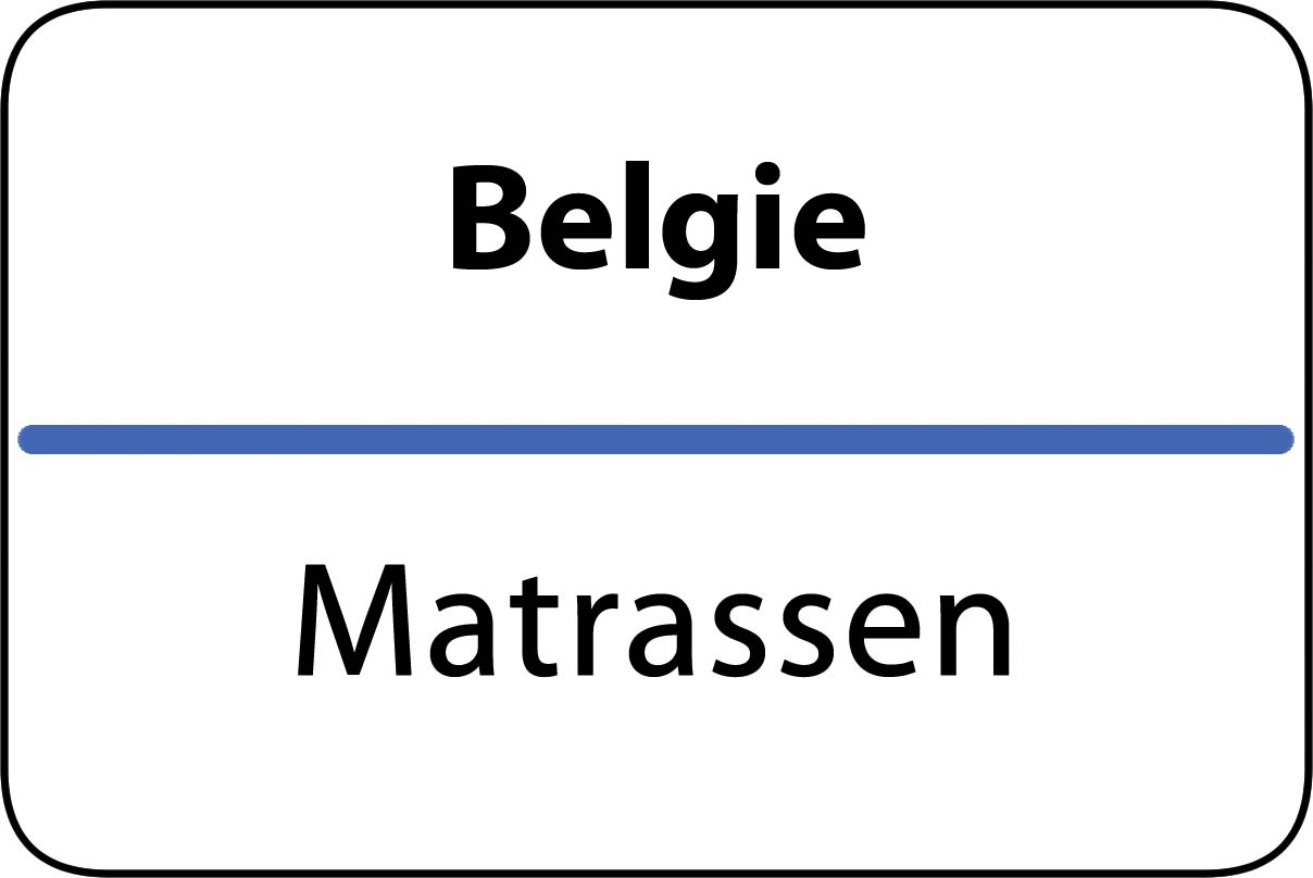 De beste matrassen in België