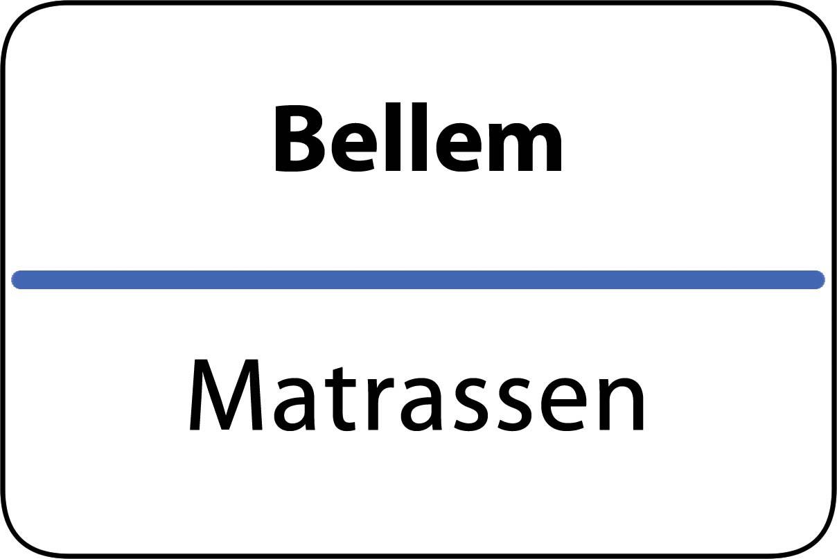 De beste matrassen in Bellem