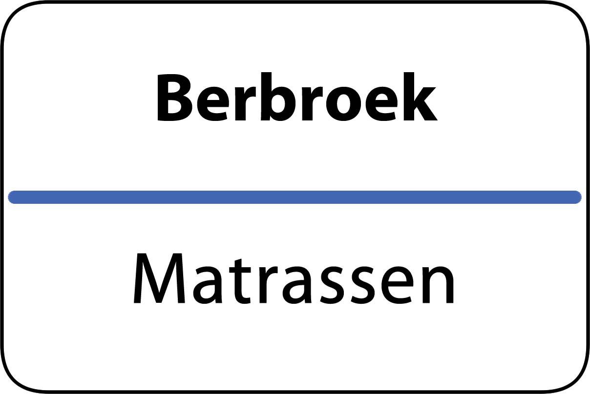 De beste matrassen in Berbroek