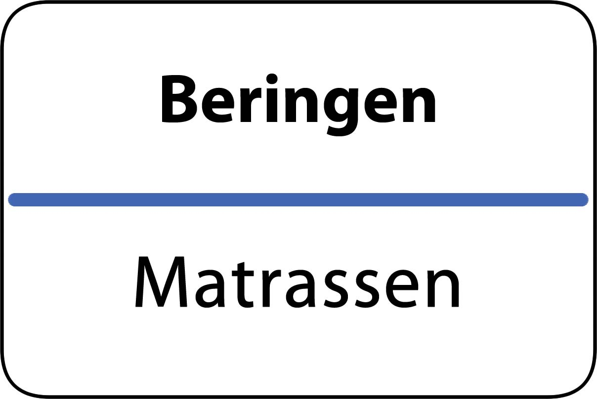 De beste matrassen in Beringen