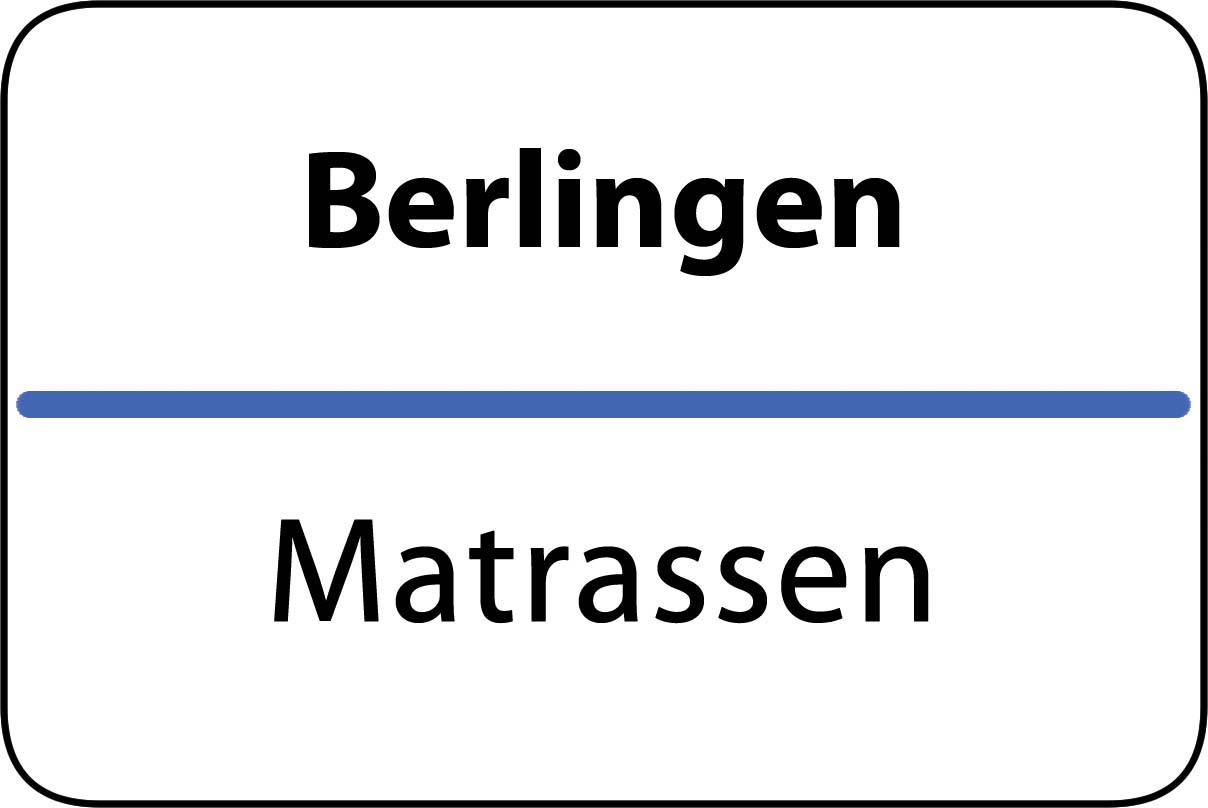De beste matrassen in Berlingen