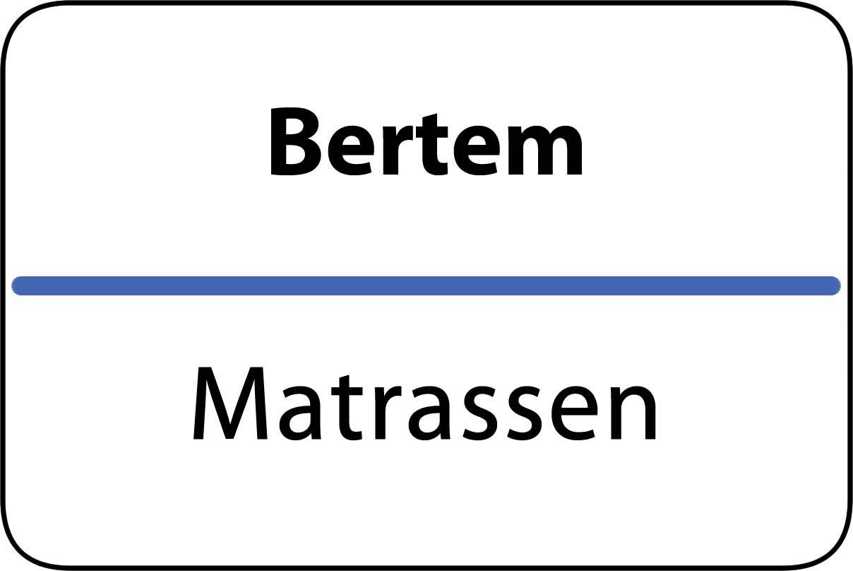 De beste matrassen in Bertem