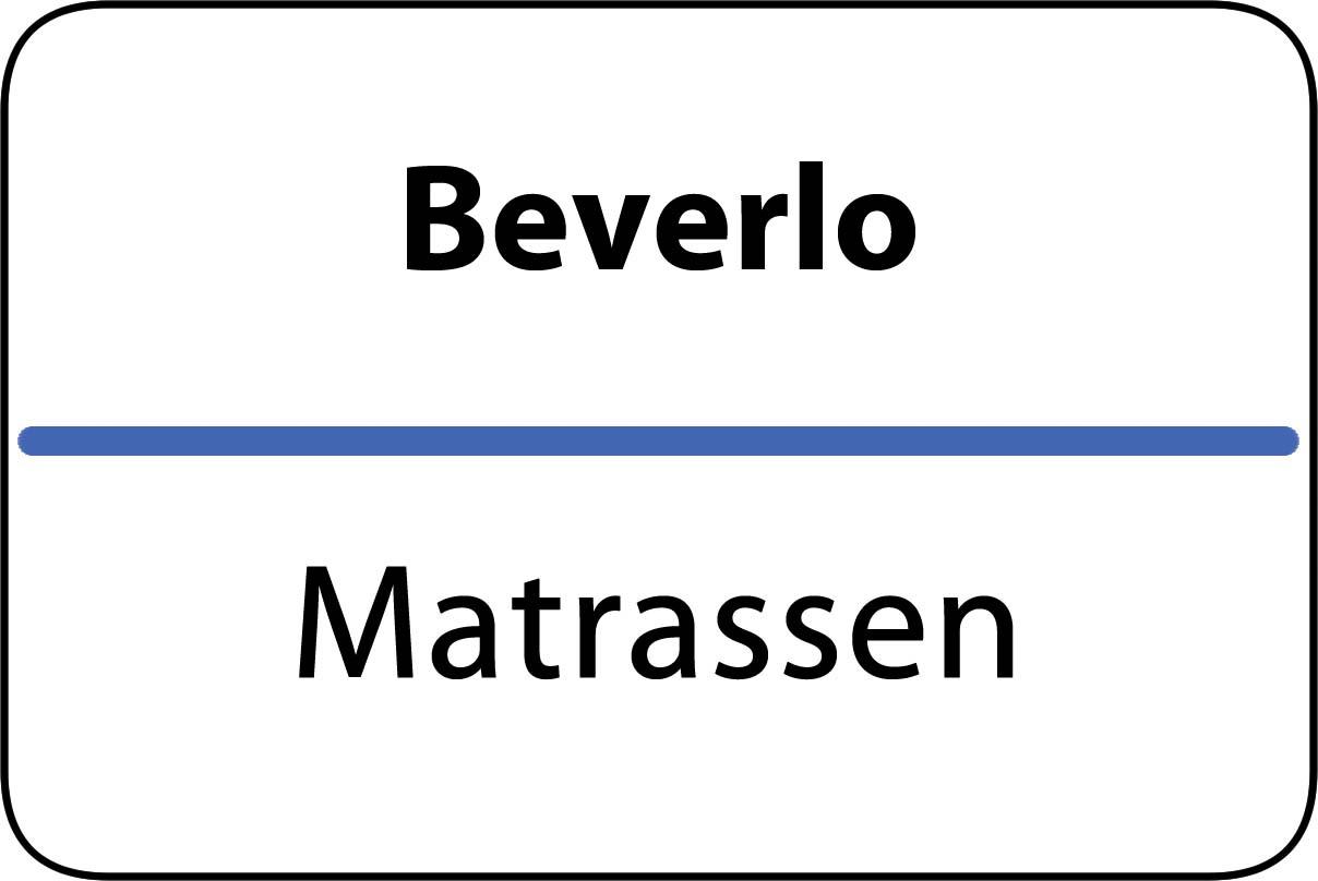 De beste matrassen in Beverlo