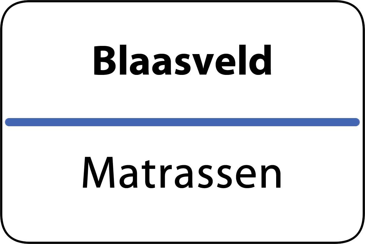 De beste matrassen in Blaasveld