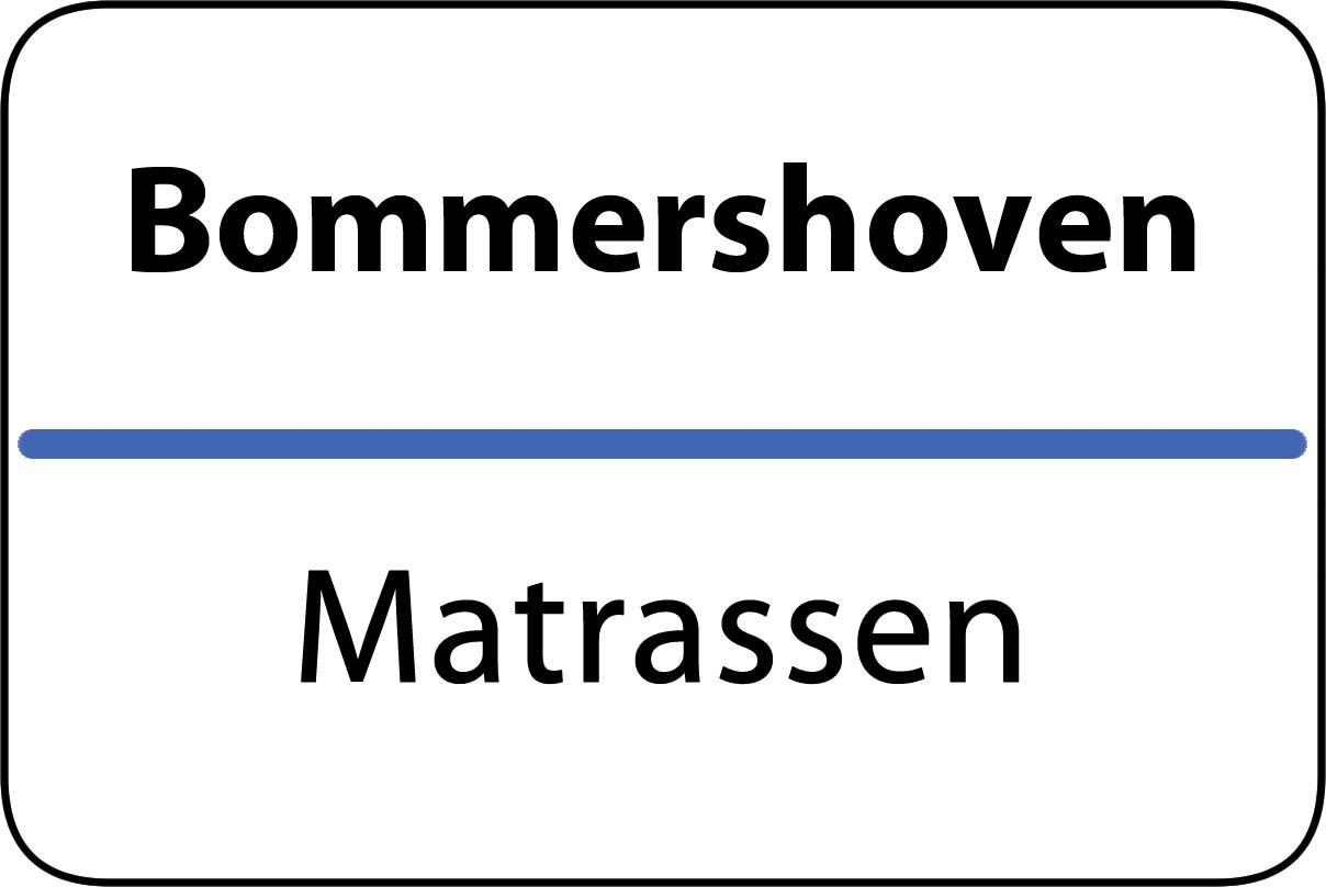 De beste matrassen in Bommershoven