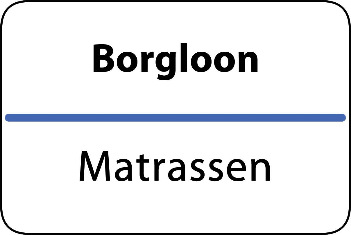 De beste matrassen in Borgloon