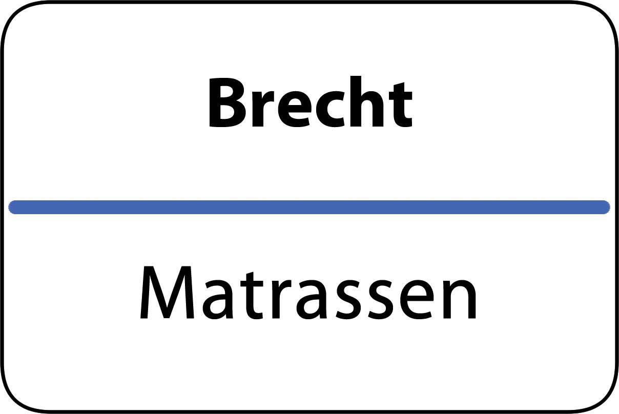 De beste matrassen in Brecht