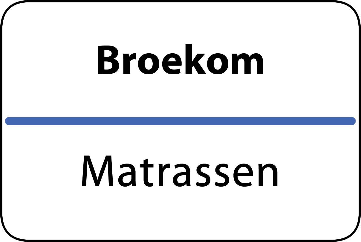De beste matrassen in Broekom