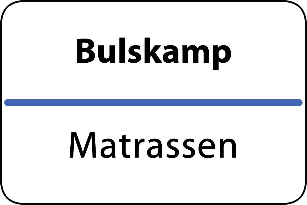 De beste matrassen in Bulskamp