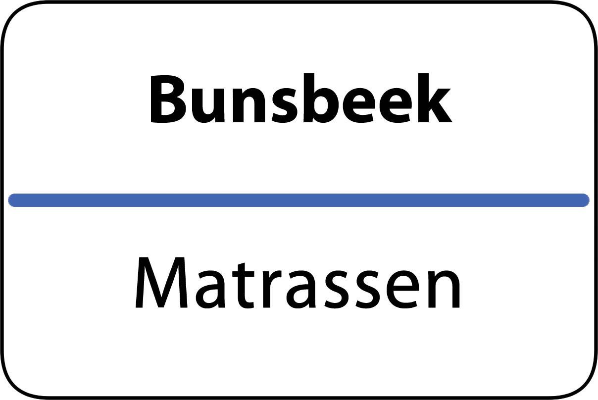 De beste matrassen in Bunsbeek