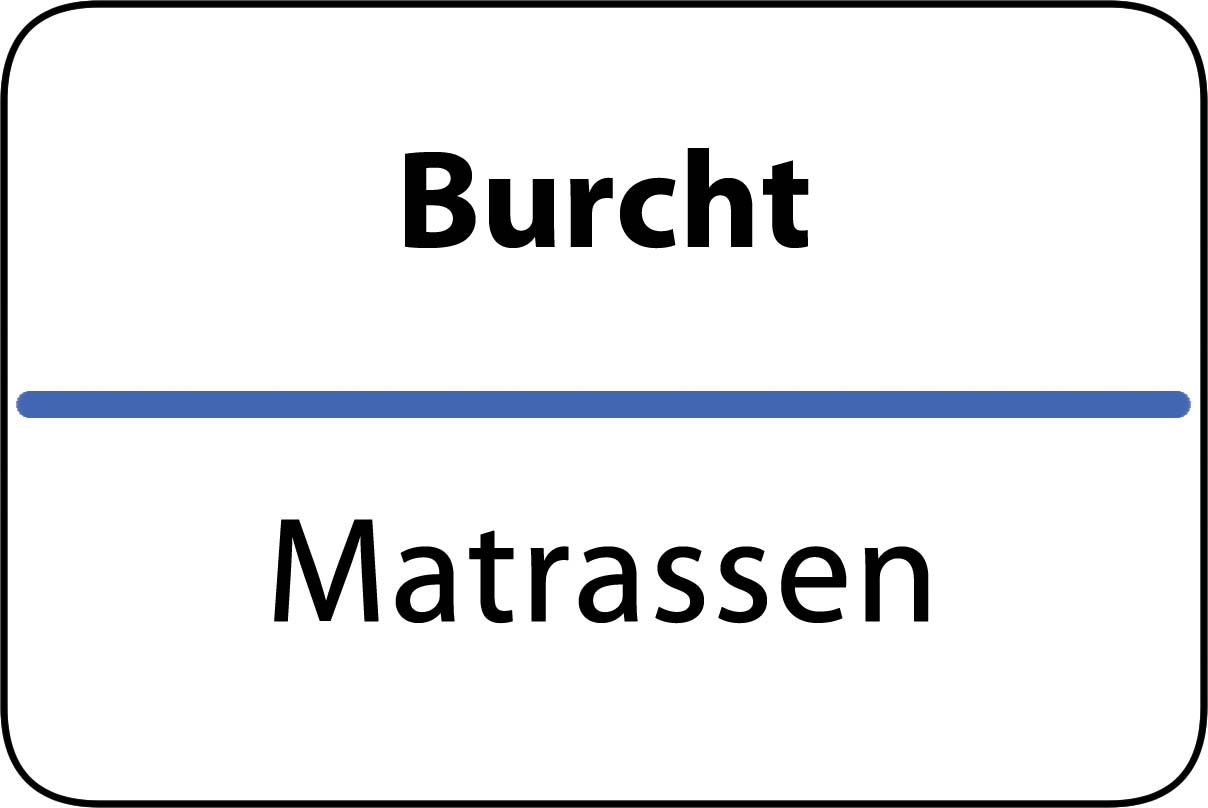 De beste matrassen in Burcht