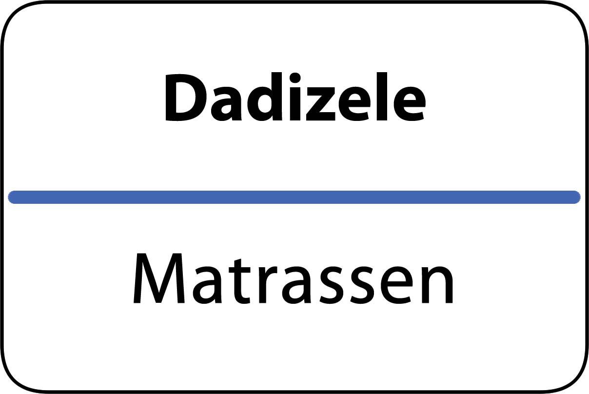 De beste matrassen in Dadizele