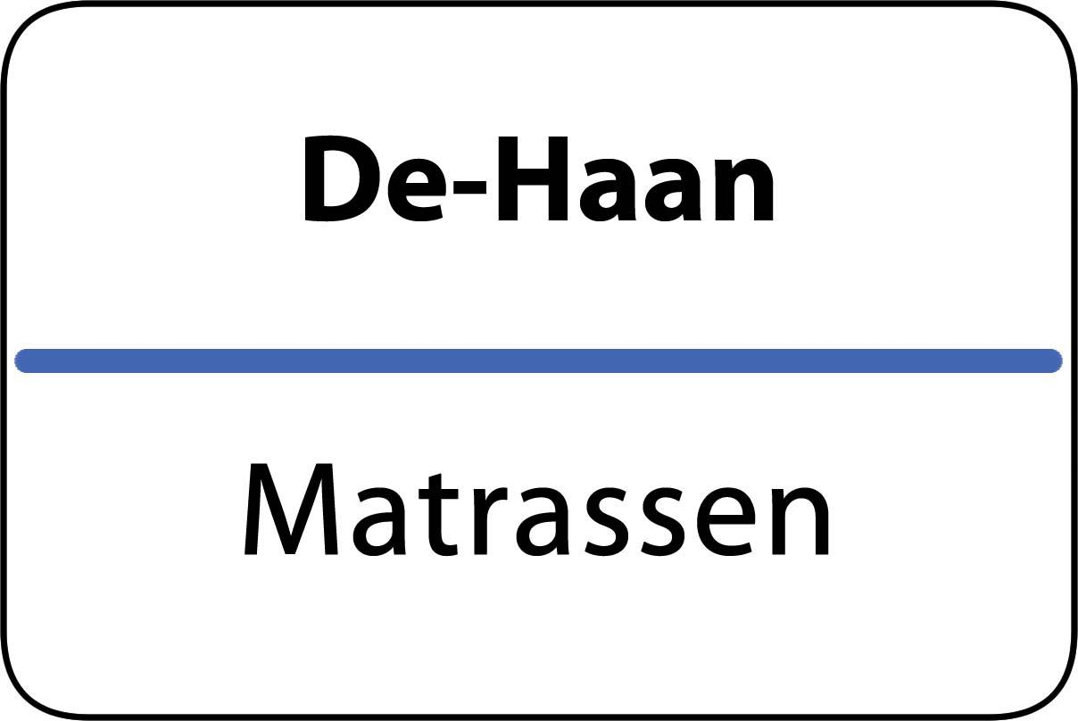 De beste matrassen in De Haan