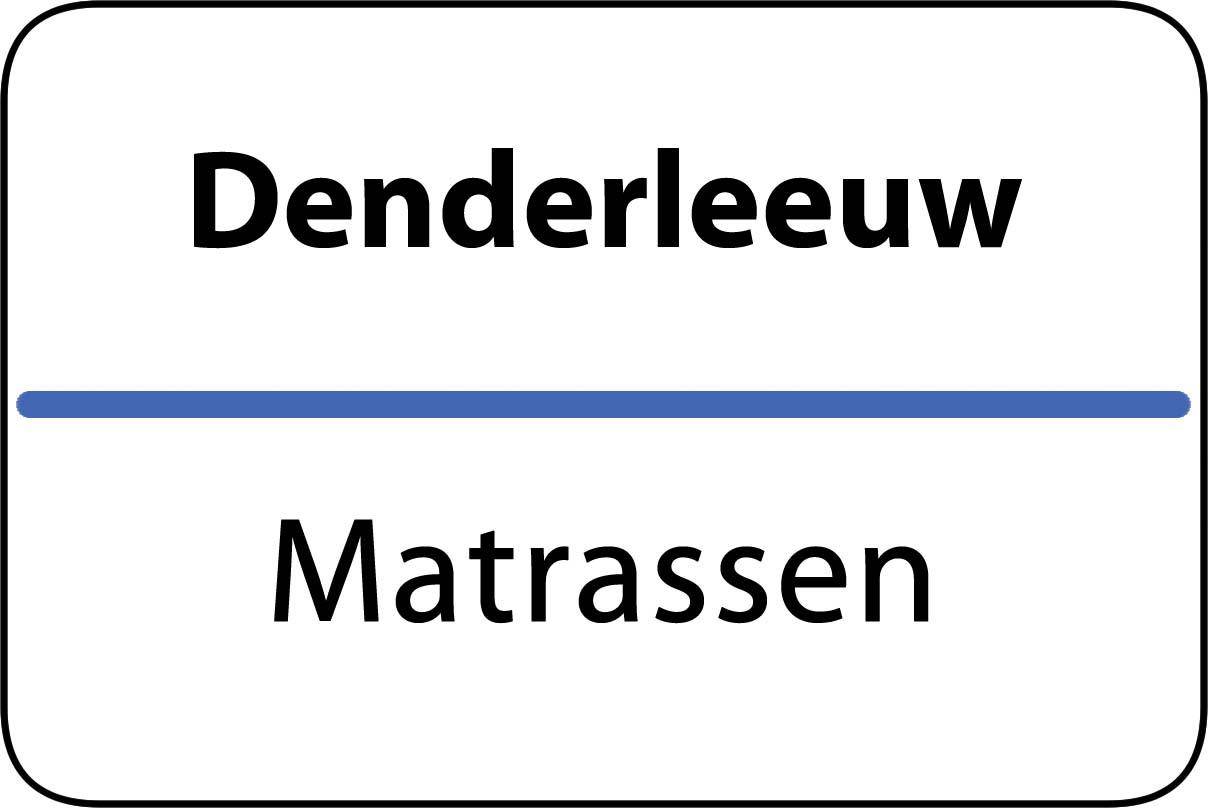 De beste matrassen in Denderleeuw