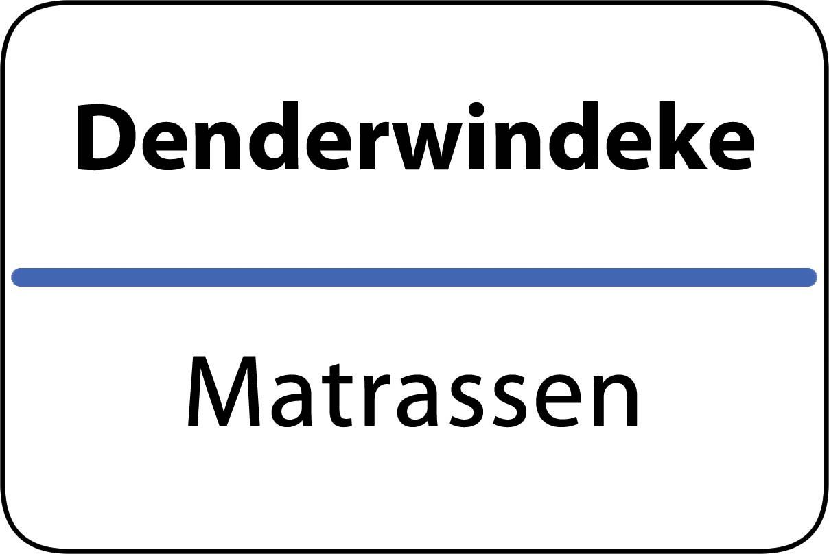 De beste matrassen in Denderwindeke