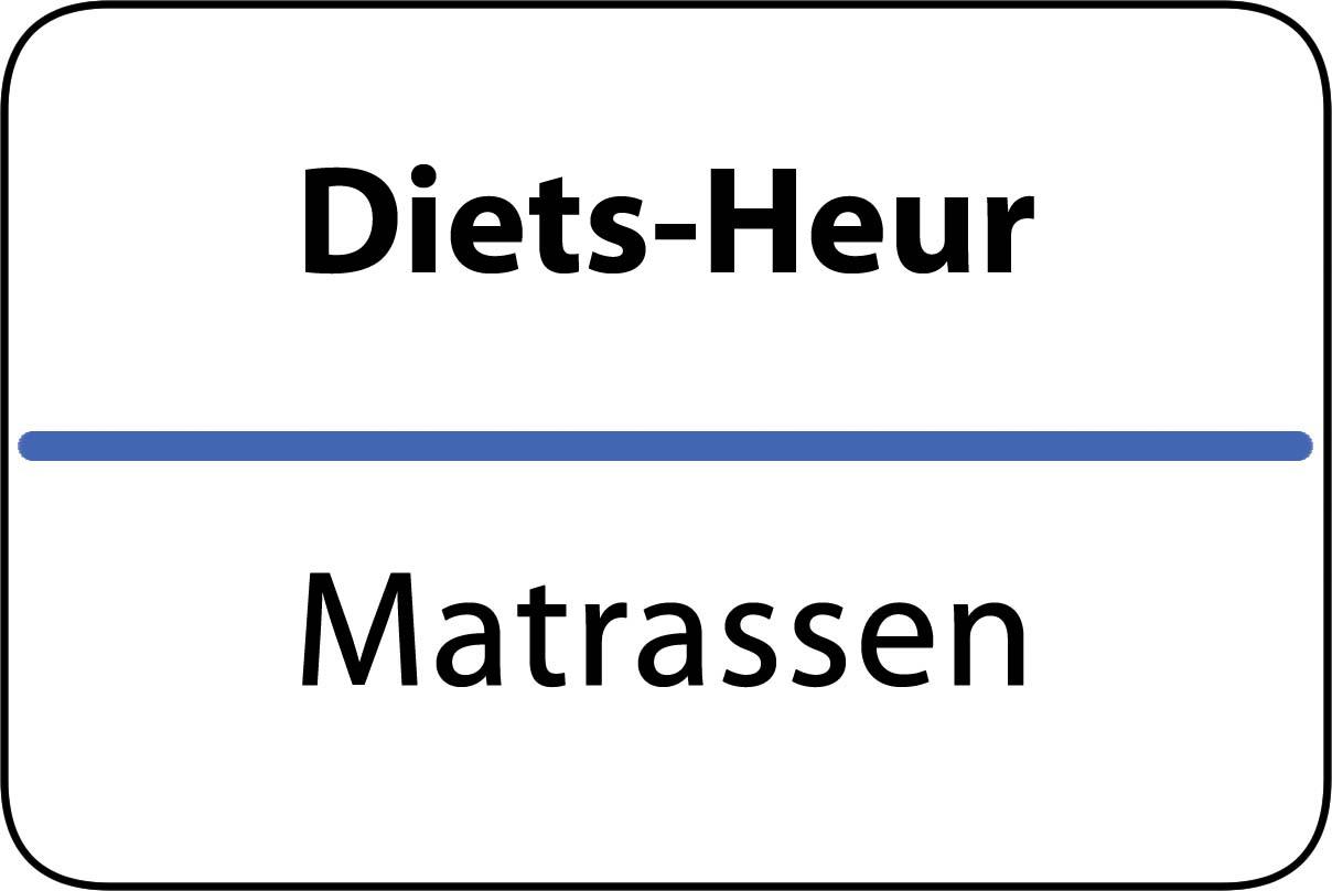 De beste matrassen in Diets-Heur