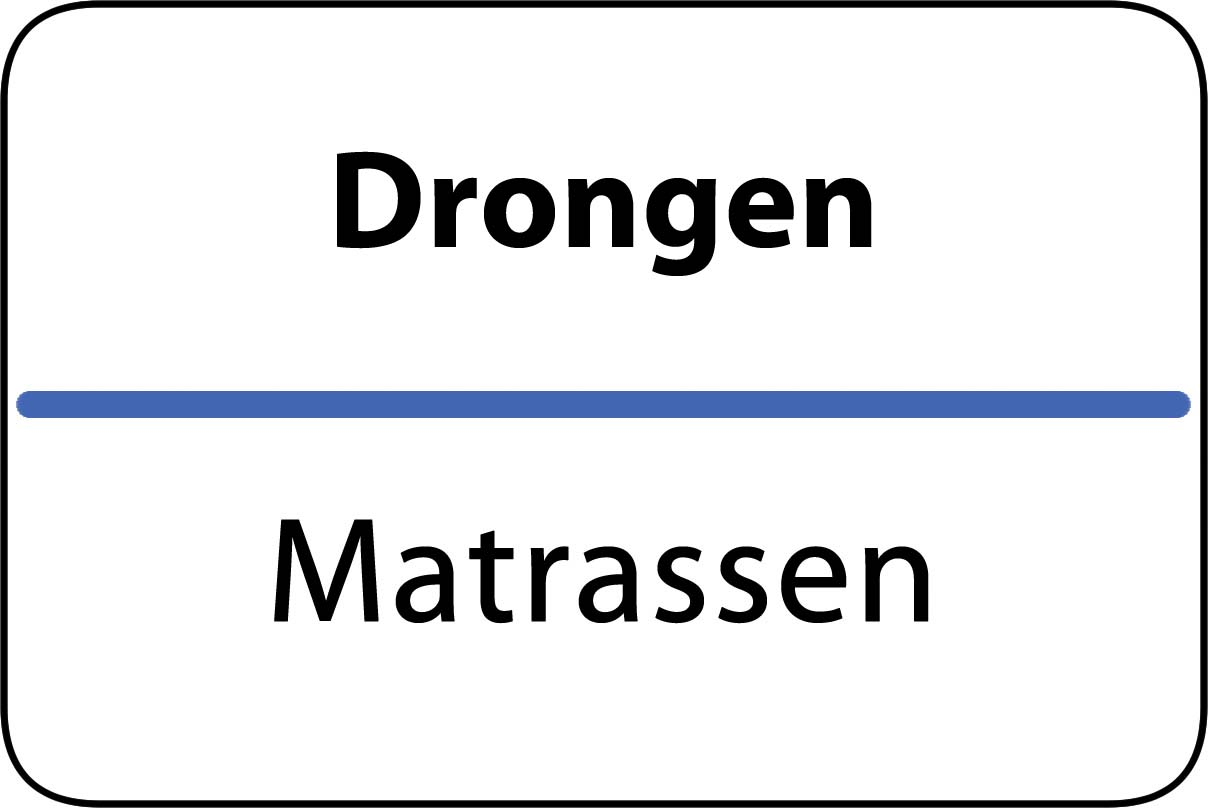 De beste matrassen in Drongen