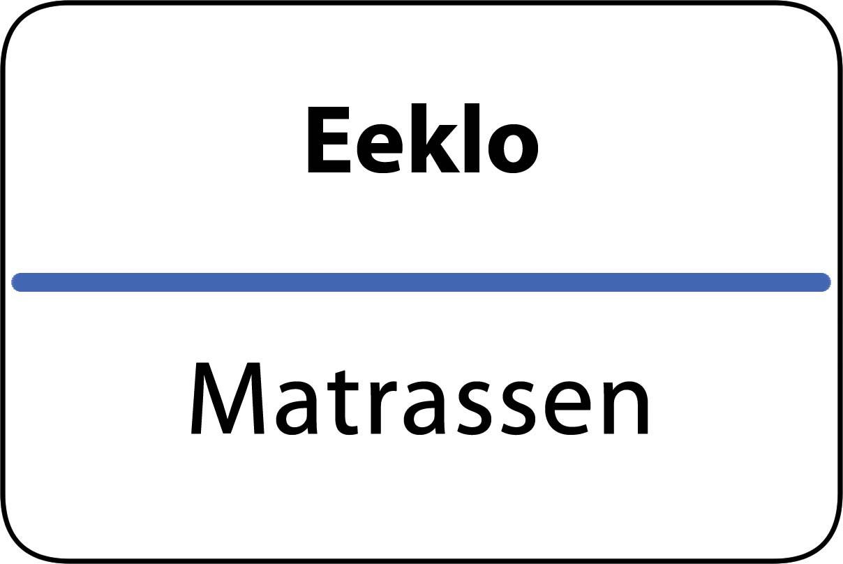 De beste matrassen in Eeklo