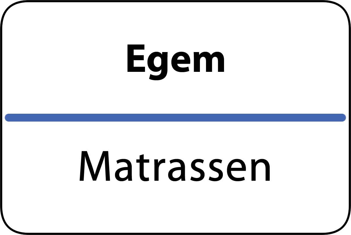 De beste matrassen in Egem