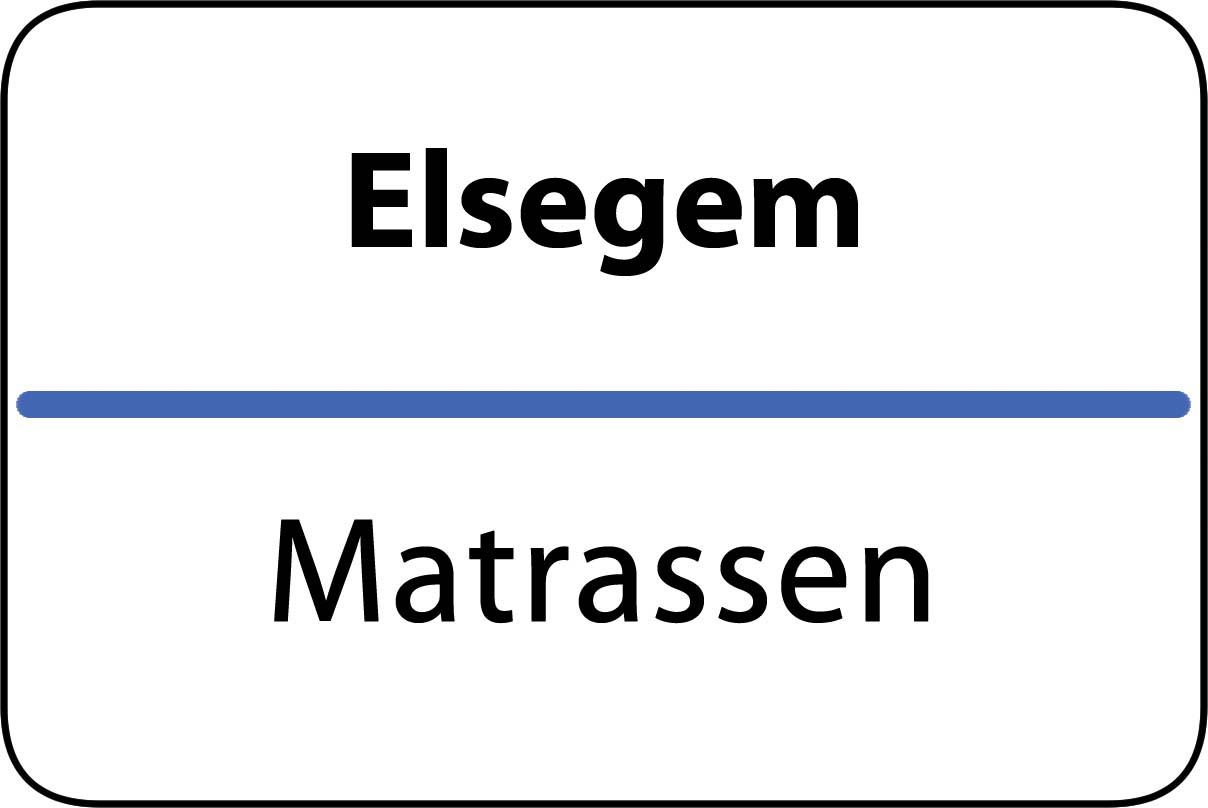 De beste matrassen in Elsegem