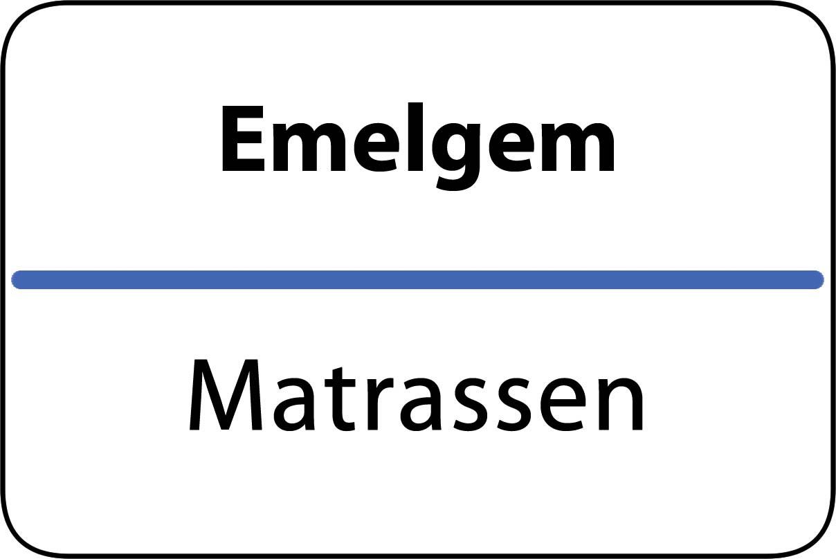 De beste matrassen in Emelgem