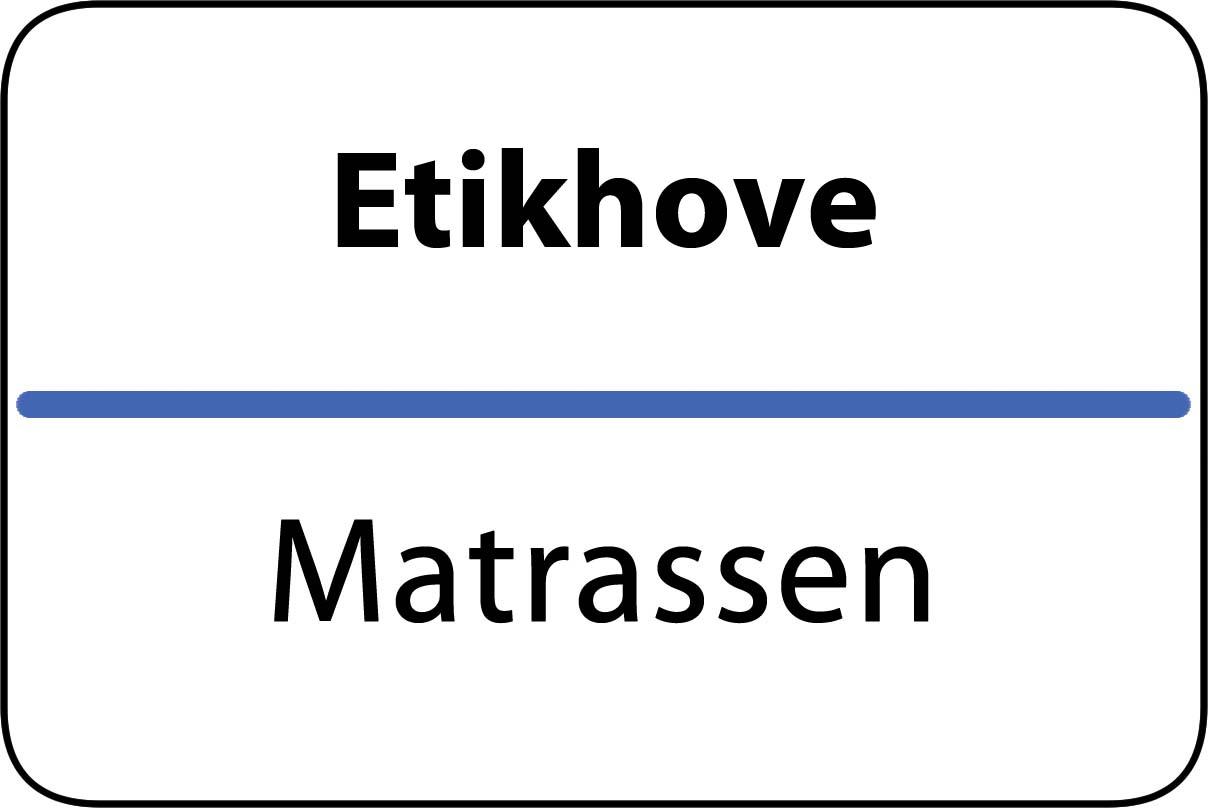 De beste matrassen in Etikhove