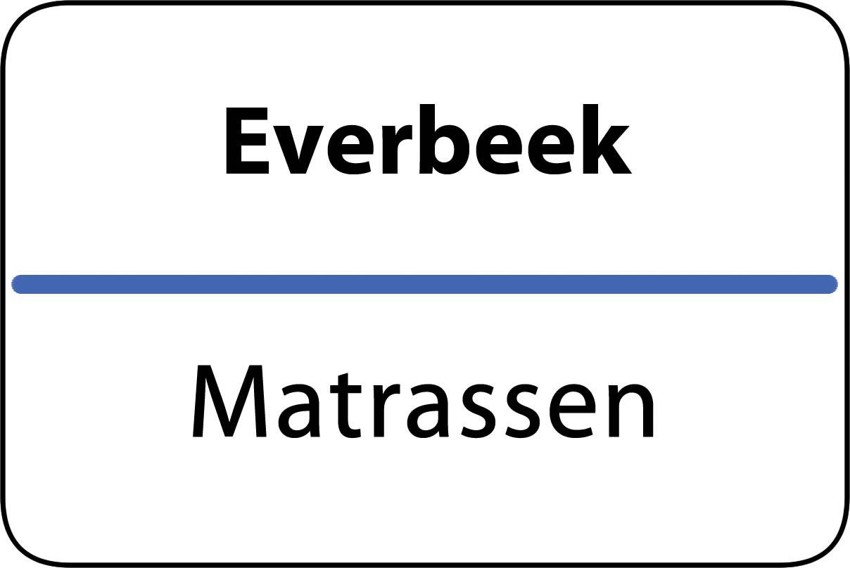 De beste matrassen in Everbeek