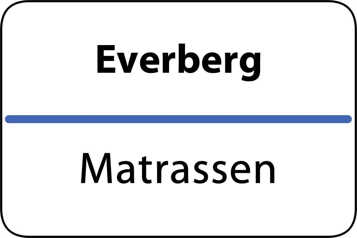 De beste matrassen in Everberg