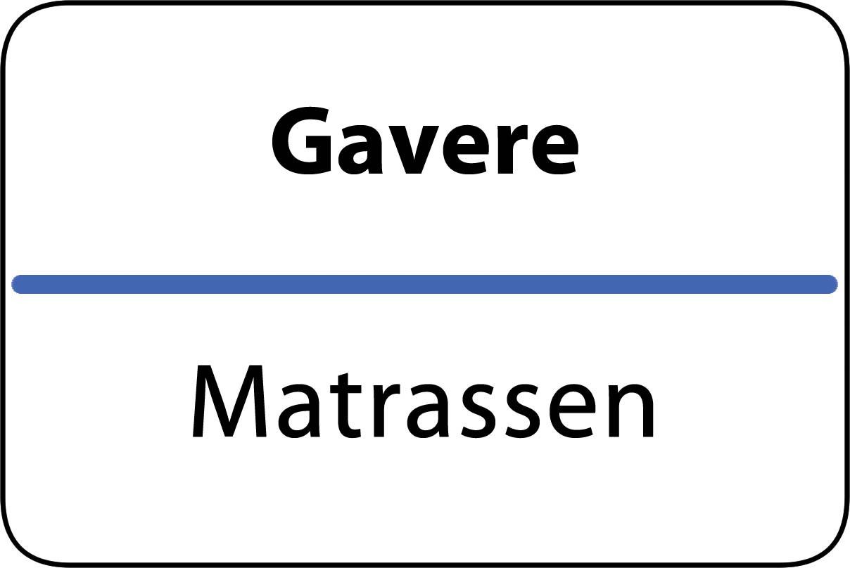 De beste matrassen in Gavere