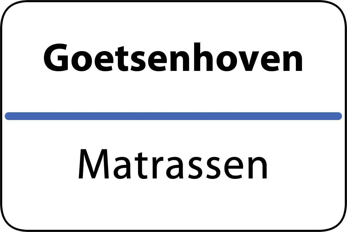 De beste matrassen in Goetsenhoven