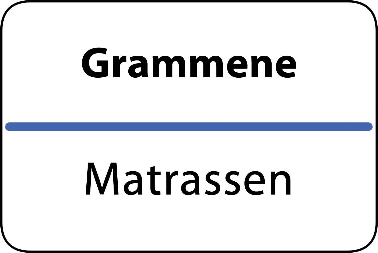 De beste matrassen in Grammene