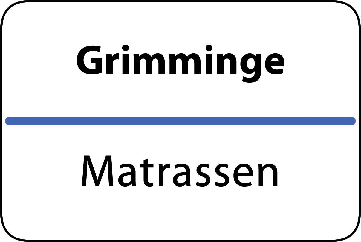 De beste matrassen in Grimminge