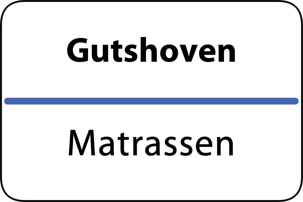 De beste matrassen in Gutshoven
