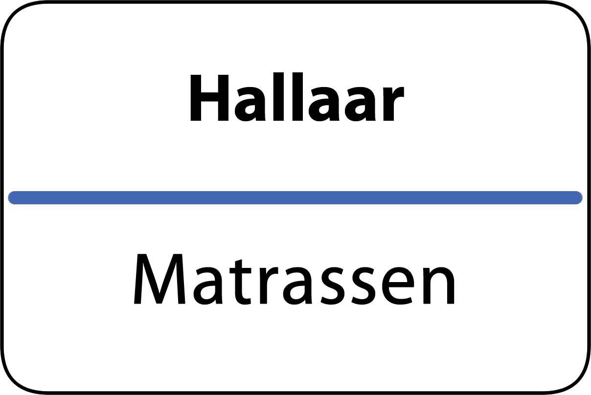De beste matrassen in Hallaar