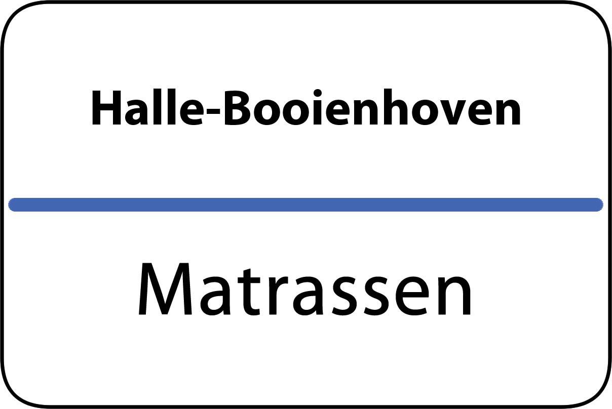 De beste matrassen in Halle-Booienhoven