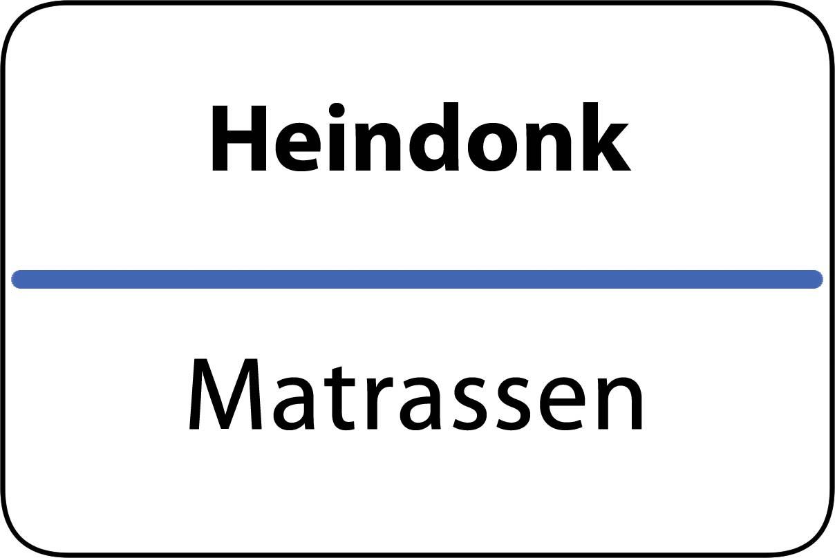De beste matrassen in Heindonk