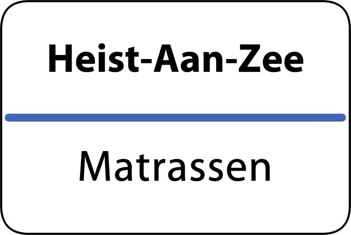 De beste matrassen in Heist-Aan-Zee