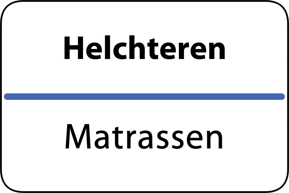 De beste matrassen in Helchteren